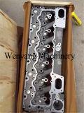 車輪のローダーの予備品のエンジン部分エンジンのシリンダーヘッド