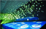단계 (HL-054)를 위한 색깔 변하기 쉬워 RGB DMX LED 드는 공