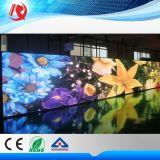Populares alquiler de vallas electrónicas de LED para interiores P4.81 Panel de pantalla LED para publicidad
