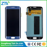 LCDの計数化装置アセンブリ(フレームと) - SamsungギャラクシーS7端-オリジナル