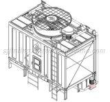 CTI zugelassener Querfluss-geschlossener Typ Serie des Kühlturm-JNC