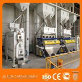 Moinho de arroz do projeto/máquina trituração Turnkey do arroz para a venda
