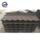 Alimunim亜鉛建築材料のとらわれの石の屋根ふきシートのタイル