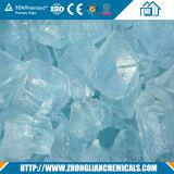 アルカリナトリウムケイ酸塩の液体か薄片または固体