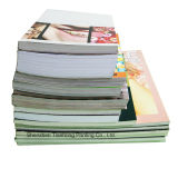Soft Cover Book Printing, Perfect Binding (OEM-SC003), impression pleine couleur