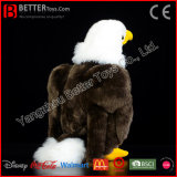 ASTM animal en peluche réalistes Bald Eagle Soft Bird un jouet en peluche