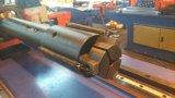 Doblador hidráulico automático del tubo de la dobladora del tubo del CNC de Dw38cncx2a-1s