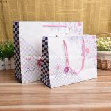 Bolsas de papel de empaquetado de las compras populares