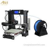 Nuova stampante piena dell'ugello +3 D del kit/insieme della stampante DIY di DIY Anet A2 +3D singola (non montare)