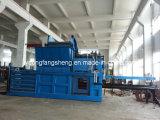 Epm100un sistema hidráulico de los desechos de papel prensa empacadora