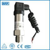 4-20mA sec serrant le type transmetteur de pression cylindrique d'acier inoxydable