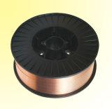 0.8mm 1.0mm 1.2mm TUV Draht des Cer-anerkannter Schweißens-Er70s-6