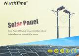 Energiesparendes LED Solarstraßenlaterne15W des neuen Entwurfs-