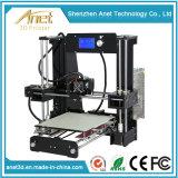 Monoprice de Uitgezochte 3D Printer met Verwarmd Plaat bouwt, omvat Micro- BR Kaart en de Gloeidraad van de Steekproef PLA