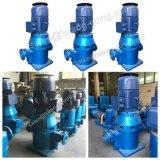 Pompe à eau auto-amorçante verticale marine de la pompe centrifuge 7.5HP de série de Clz