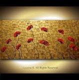 Pinturas de flores (027)