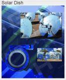 太陽皿(L5インチ)に使用する回転駆動機構