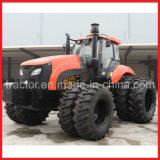 Tractor agrícola HP 100HP-440HP Kat, Trator de rodas, Trator de quatro rodas