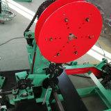 自動単一ユニットの有刺鉄線機械