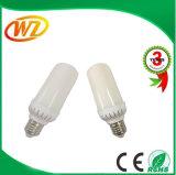 LED 이동할 수 있는 프레임 화재 조명 효과 시뮬레이트한 성격 옥수수 전구 E27 훈장 램프