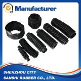 Bramidos de goma moldeados resistentes modificados para requisitos particulares de Spart del petróleo auto no estándar de la pieza