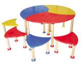 Tableau et chaises de meubles d'enfants réglés (EB-TJ717)