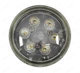 18W lampe légère agricole lumineuse d'entraîneur des machines DEL du pouvoir 4inch