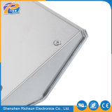 E27 de aluminio galvanoplastia LED de Exteriores de pared de luz solar
