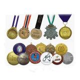 カスタマイズされた記念品ダイカストで形造る亜鉛合金メダル