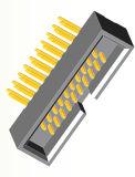 type à angle droit connecteur de 1.27mm de carte de connecteur d'en-tête de cadre