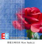 타전한 Nashiji 계산한 유리제 장식적인 유리를 지우십시오
