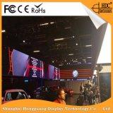 最もよい品質の中国の製造者からの屋内SMDフルカラーLEDの印の表示P6