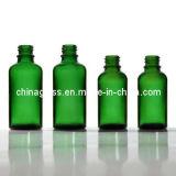 Frasco da cor verde