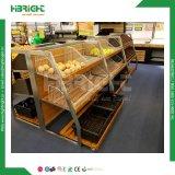 De Plantaardige Tribunes van de houten en Supermarkt van het Staal