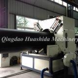Alto espulsore di plastica efficiente del tubo dell'HDPE della macchina del tubo