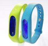 Bracelet de produit répulsif de moustique de silicones de mode