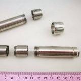 CNC personalizzato che lavora gli accessori alla macchina componenti di macinazione di giro della torcia elettrica LED della torcia elettrica dell'acciaio inossidabile