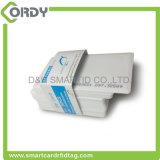 Cartão da identificação da parte superior RFID da proximidade tk4100 do controle de acesso com espessura de 1.8mm