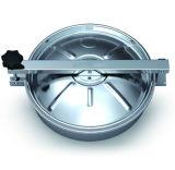 tampa de esgoto redondo de aço inoxidável (IFEC-MH10004)