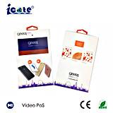 Posição do vídeo do LCD da alta qualidade com sensor do corpo