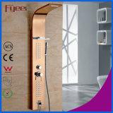 precio de fábrica Fyeer precipitaciones baratos Panel de ducha de acero inoxidable