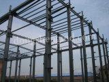 Edificio de acero pre dirigido con alta calidad