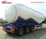 reboque maioria do caminhão do transporte do cimento do petroleiro do cimento 30-35ton