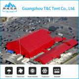 高品質PVC防水シートの防水モトッコ人はテントに値を付ける