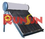 Kompakter Unpressured evakuierter Solarwarmwasserbereiter (RN)