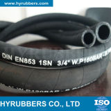 Tubo flessibile idraulico resistente di Parker dell'olio ad alta pressione