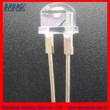 0,5 W de potencia de 8mm de alto sombrero de paja de los diodos LED blanco de la linterna...
