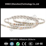 SMD3014는 어떤 LED 점도 없이 가정 훈장을%s 유연한 LED 지구를 방수 처리한다