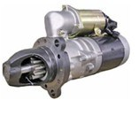 dispositivo d'avviamento di 24V 7.5kw 11t per il motore Nikko KOMATSU Lester 19938