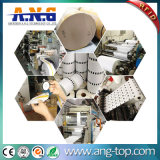 125kHz adesivo para impressão em papel autocolante Lf as etiquetas RFID